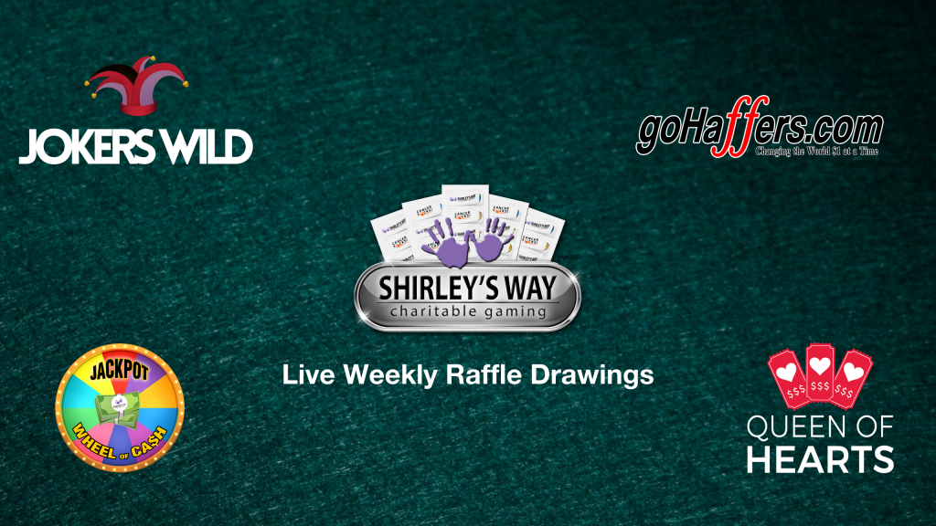 gaming in louisville with shirleys way raffles and pull-tab machines